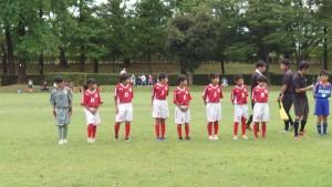 林吾郎杯 富山県U-11サッカー新人交歓会