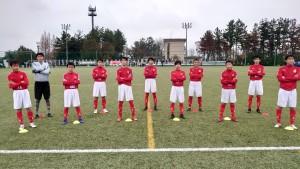 U-14 富山県クラブユース新人大会